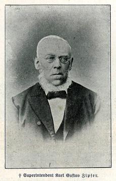 Carl Gustav Zipser